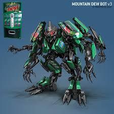 mountain dews