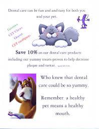 dental health poster