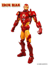 marvel legend iron man