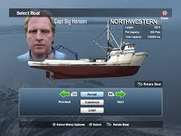 fishing boat simulator