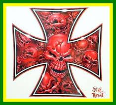 red cross decals