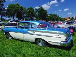 1958 bel air