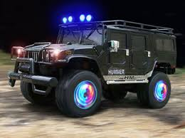 hummer h2 remote control