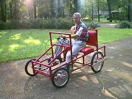 four wheel bicycle