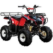 110 four wheeler