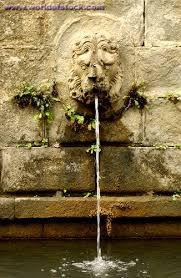 italian water fountains