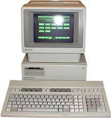 ms dos computer