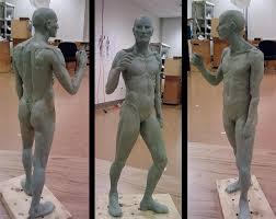 figure drawing model