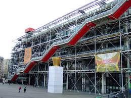 le centre pompidou beaubourg