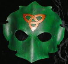 celtic mask