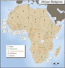 africans religion
