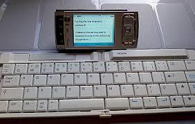 n95 bluetooth keyboard