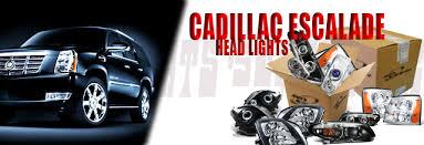 cadillac escalade headlights
