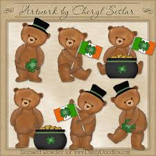 irish bears