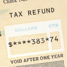 B: Cash-Strapped States Delay Paying Income-Tax Refunds