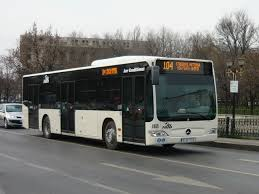 mercedes benz citaro bus