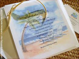 beach wedding cards