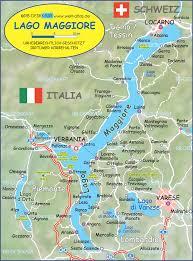 map of lago maggiore