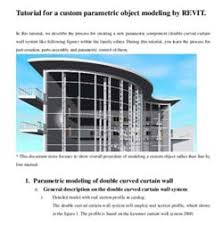 curved curtain wall