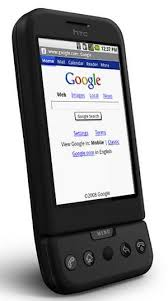 google android htc dream