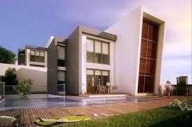 estilos de casas modernas