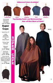 hair salon capes
