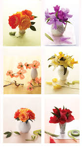how make paper flowers
