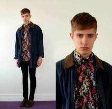 paul smith floral shirts