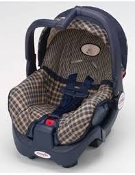 3 point harness car seat