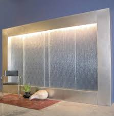 interior water wall