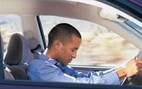 asleep at wheel