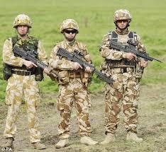 british army combat uniform