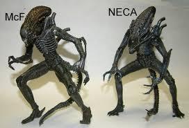 aliens neca