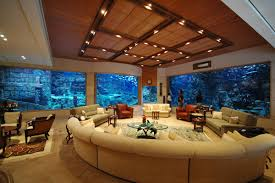 luxury aquarium