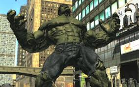 incredible hulk game