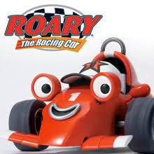 roary the racing car images