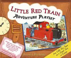 little red train