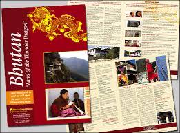 brochure travel