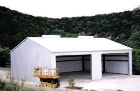 metal shop building