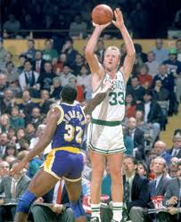 larry bird basketball