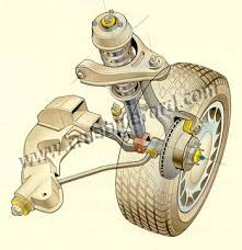 front control arm