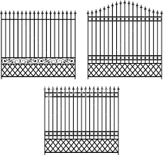 fencing iron