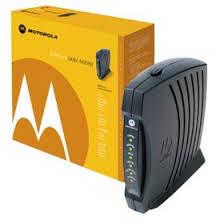 motorola cable modems