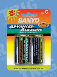 alkaline c