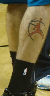 jumpman tattoo