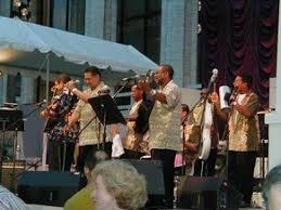 merengue band