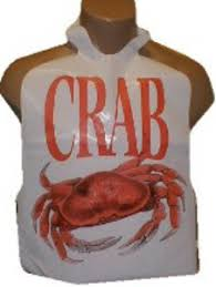 crab bib