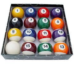 billiard pool ball