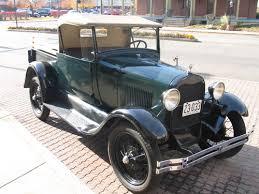 model a roadster pickup