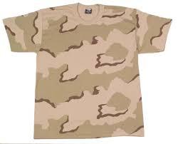 desert camo t shirts